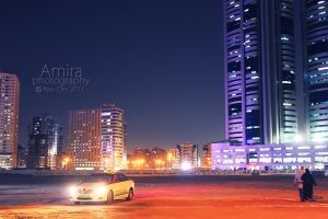 Sharjah streets 10 by amirajuli