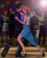 Tango by Cl0ver