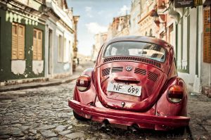 Volkswagen in South America by elgourmet