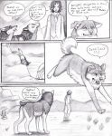 Wolf's Rain Next Generation395 by NatsumeWolf