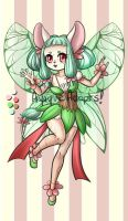 3. Fairy - 30 Day Challenge - Points or Cash[OPEN] by ayayue-adopts