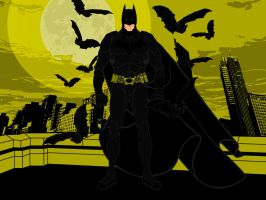 Batman Begins by gpnightowl96