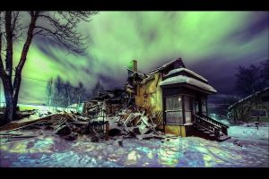 """B"" is for Borealis - HDR workshop by bubus666"