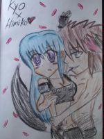 Kyo X Himiko? by XxMoonlight-1-WishxX