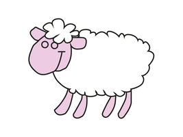 Sheep by iBlendVal