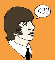 Ringo Less Than Three by beatles4eva