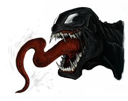 Venom by Partin-Arts