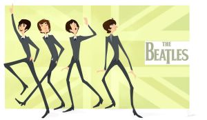Beatlemania by Siarina