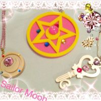 Sailor Moon Swag Jewlery by Tokyo-Trends