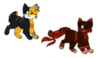 Cat Adopts by mack2349
