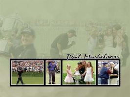 Phil Mickelson Wallpaper by Beckmyster