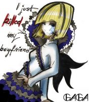 Lady GaGa 3 by LoLoxD