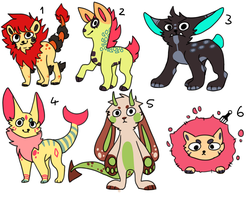 Adopts -OPEN- by Yukiin