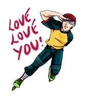 Love Love You, Beat by MyScribbles