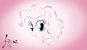 Pinkie Pie vector by Zaeinn