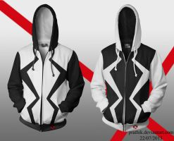 Fantomex (Weapon XIII) Hoodies by prathik