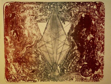 Molten Admiration by Print-maker