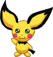 Little Pichu by SALBP