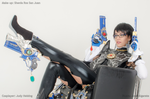 Bayonetta 2 cosplay - Don't try to bother me! by JudyHelsing