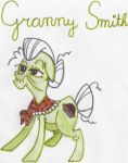 Granny Smith by AppleTeeny