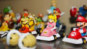 Mario Kart Toys Collection by Nirvasher
