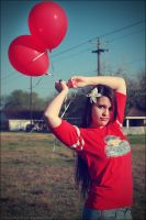 99 Red Balloons by busyEXPERIENCE