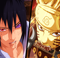 Naruto Shippuden 673 Collab by gaston18