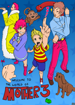 World of Mother 3 by Aerostella