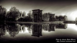 Temple of Debod 2 by adrumo