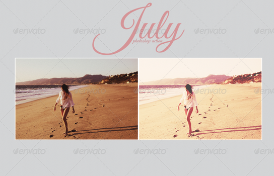 July PS ACT by DesirableKiss