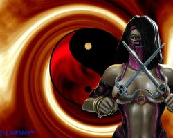 Mileena by shawn86