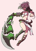 Riven by calponpon