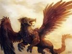 Royal Griffon by thiago-almeida