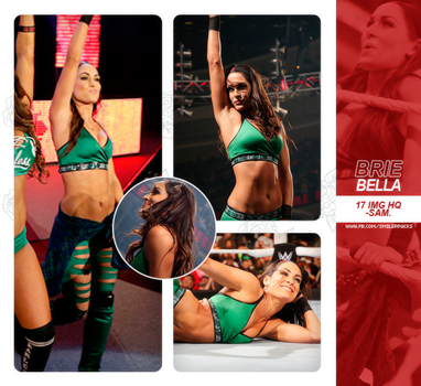 Photopack #164 - Brie Bella by TheNightingale01