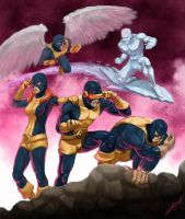 All New X-Men by ChuchuaN