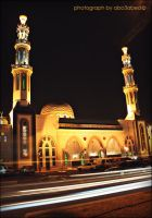 Mosque by abo3abed