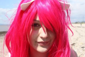 Lucy Elfen Lied - Close Up by Lady-Diamond-Tbqh