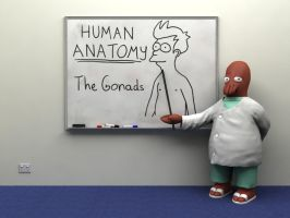 Zoidberg Teaches You by nickeatworld