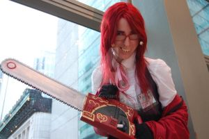 Grell's death scythe ......... by Yuffie1972