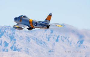 Sabre Departure by jdmimages