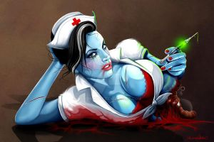 Night Nurse by hardnox757