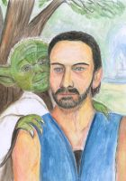 kaagi and yoda by earlybird-obi-wan