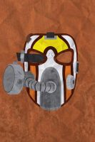 Simplistic Krieg Poster by greenwillow13