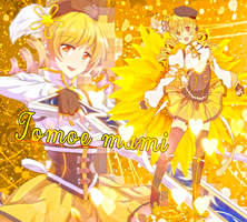 tomoe mami by asabreak