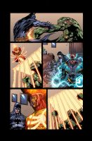 JLA Issue 28 Page 01 by xXNightblade08Xx
