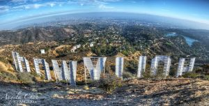 Hollywood by pacmangeek
