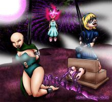 Sentinels of the Multiverse 1 by SnailShell