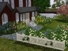 the old house by TheSims3Pets