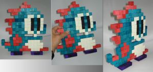 Bubble wood pixel by supersonyk