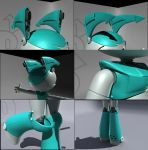 3d jenny close-ups by 14-bis
